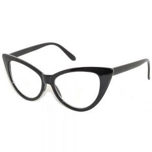 cateye-black-clear-lens-sunglasses1