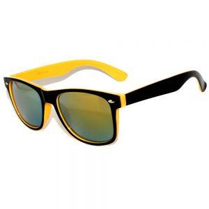 wayfarer-2tone-yellow-black-mirror-lense-sunglasses1
