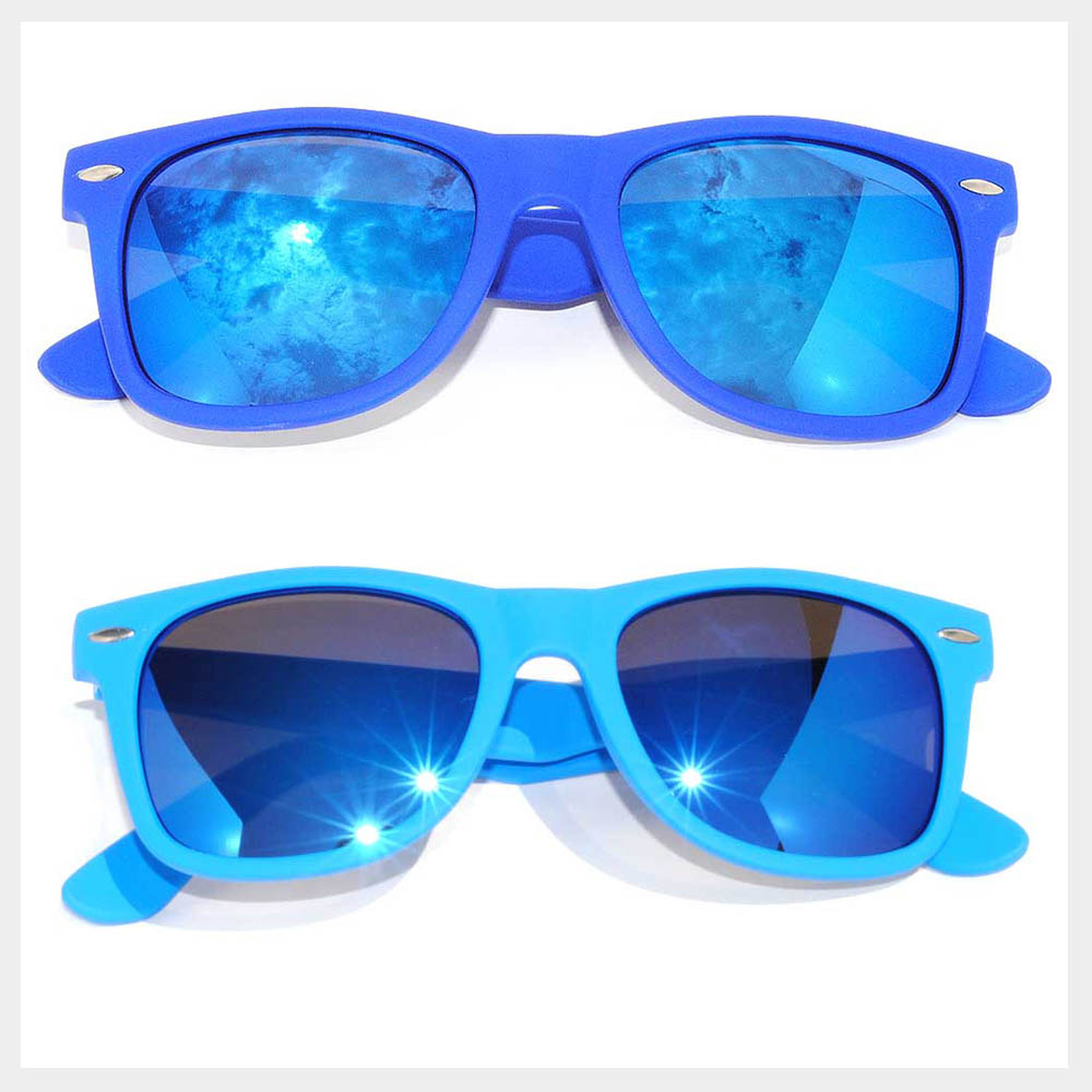 Blue Frame Sunglasses Wholesale
