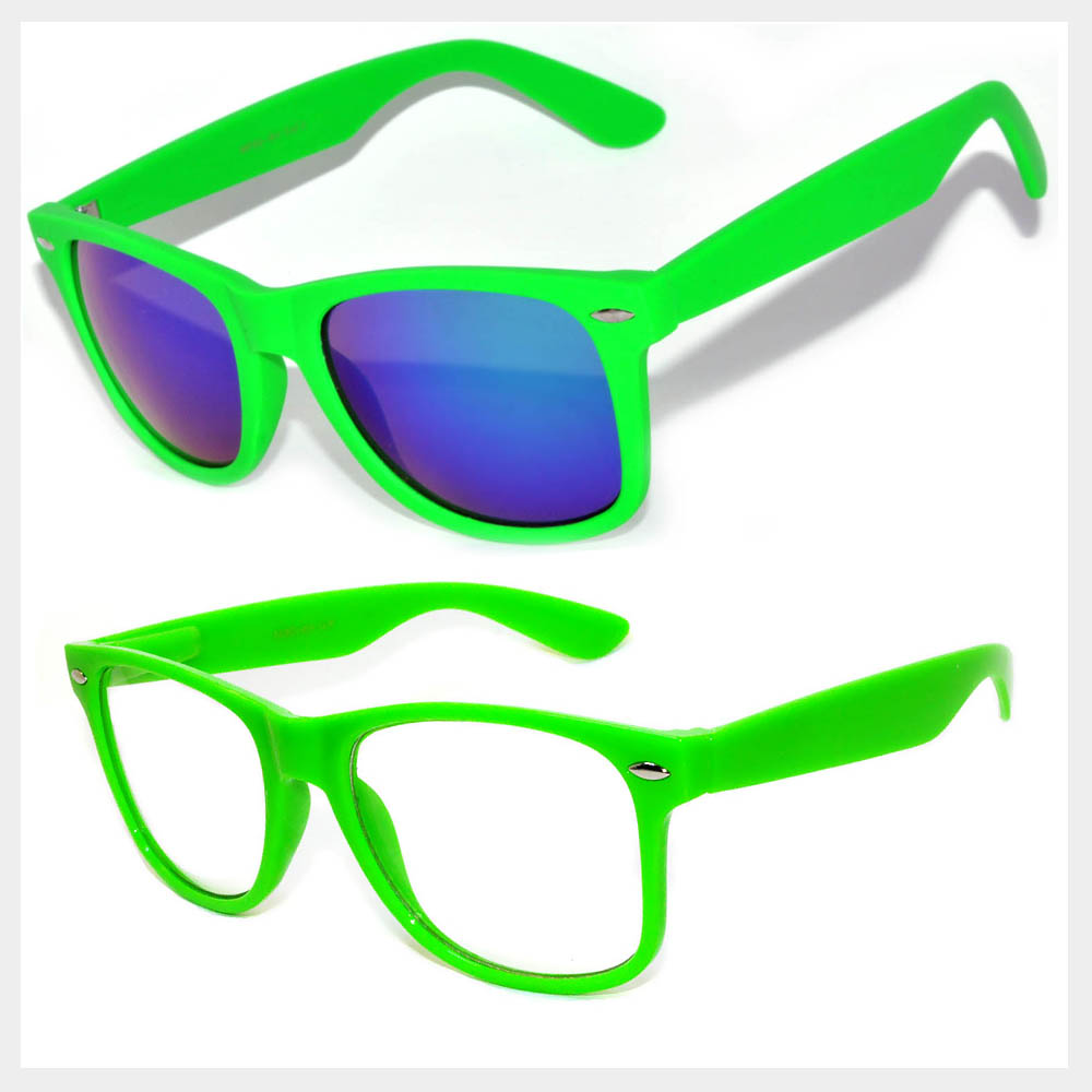 Green Frame Sunglasses Wholesale