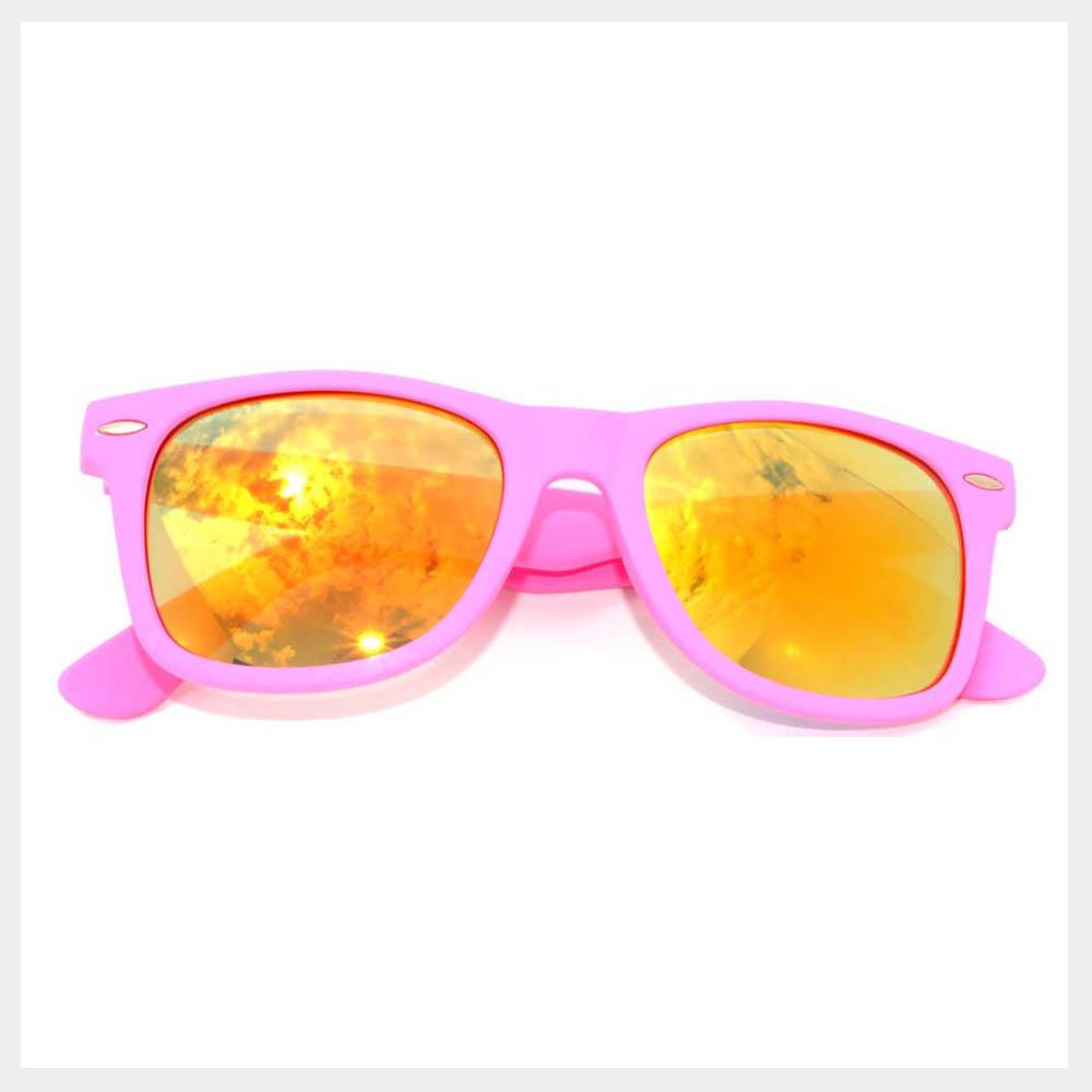 Pink Frame Sunglasses