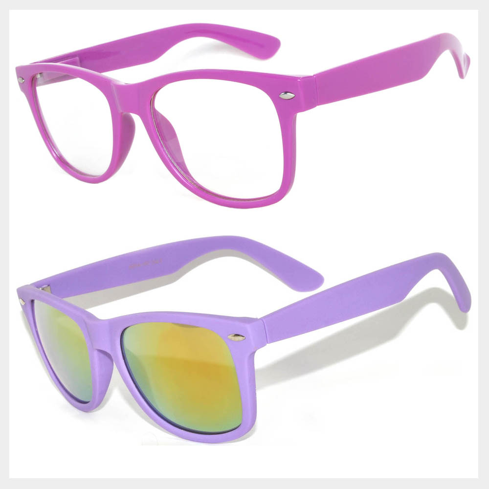 Purple Frame Sunglasses Wholesale