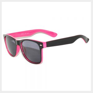 Retro Two Tone Sunglasses