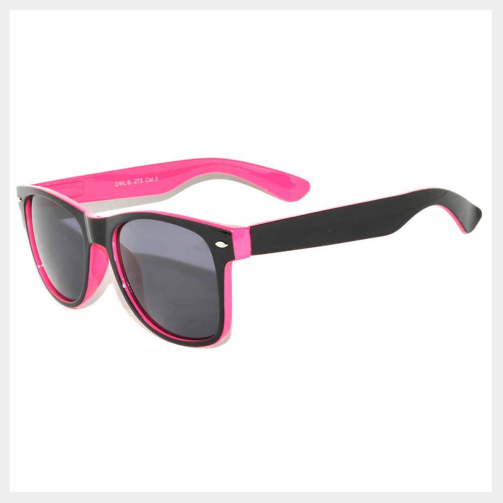 Retro Two Tone Sunglasses