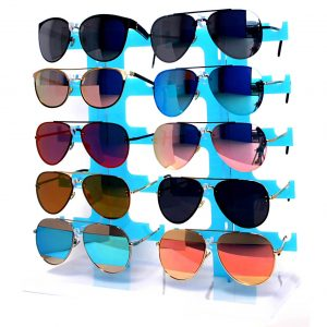 1025 display for sunglasses