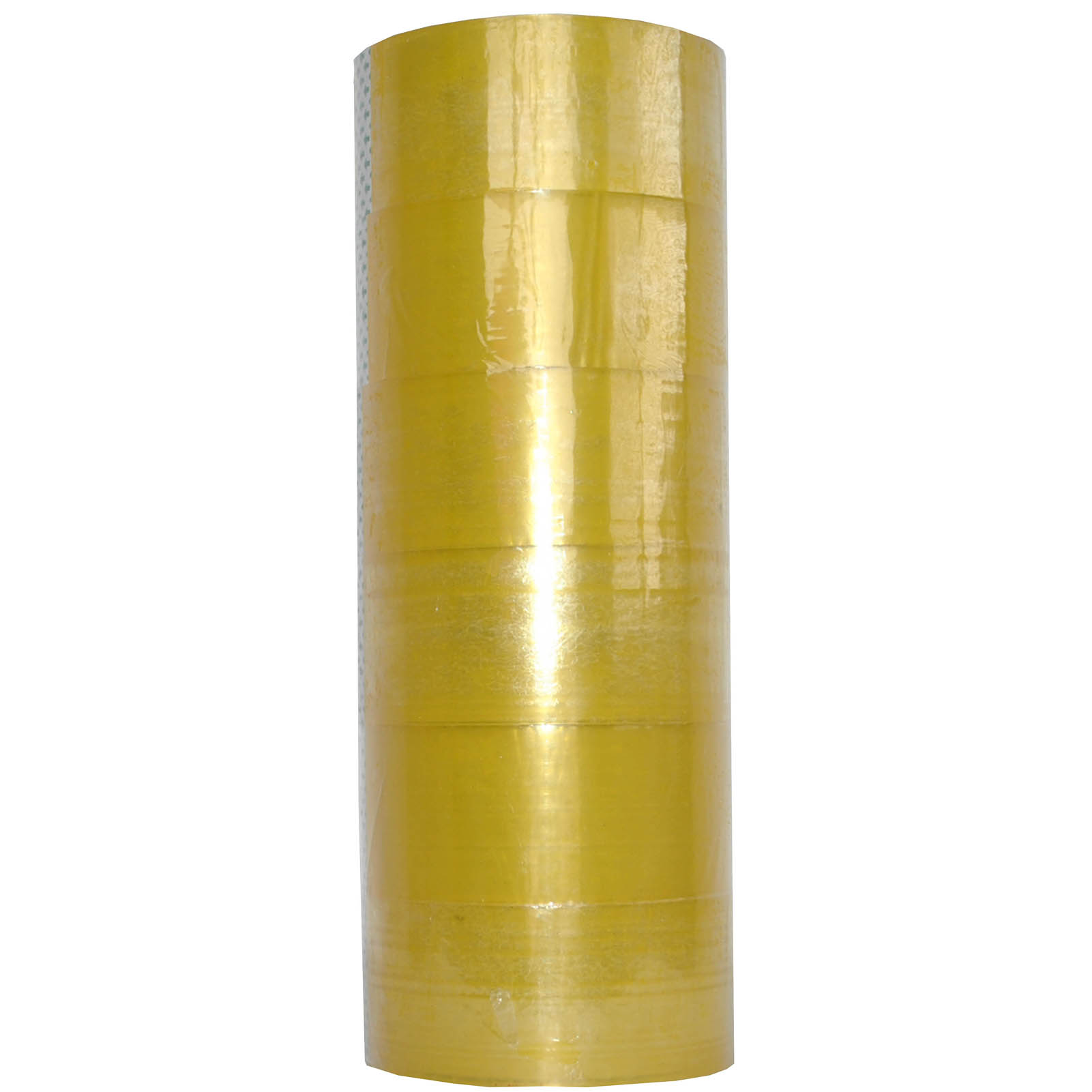 """Packing Tape, 2"""" (47 mm) x 51 Yards, 6 Rolls, Transparent"""