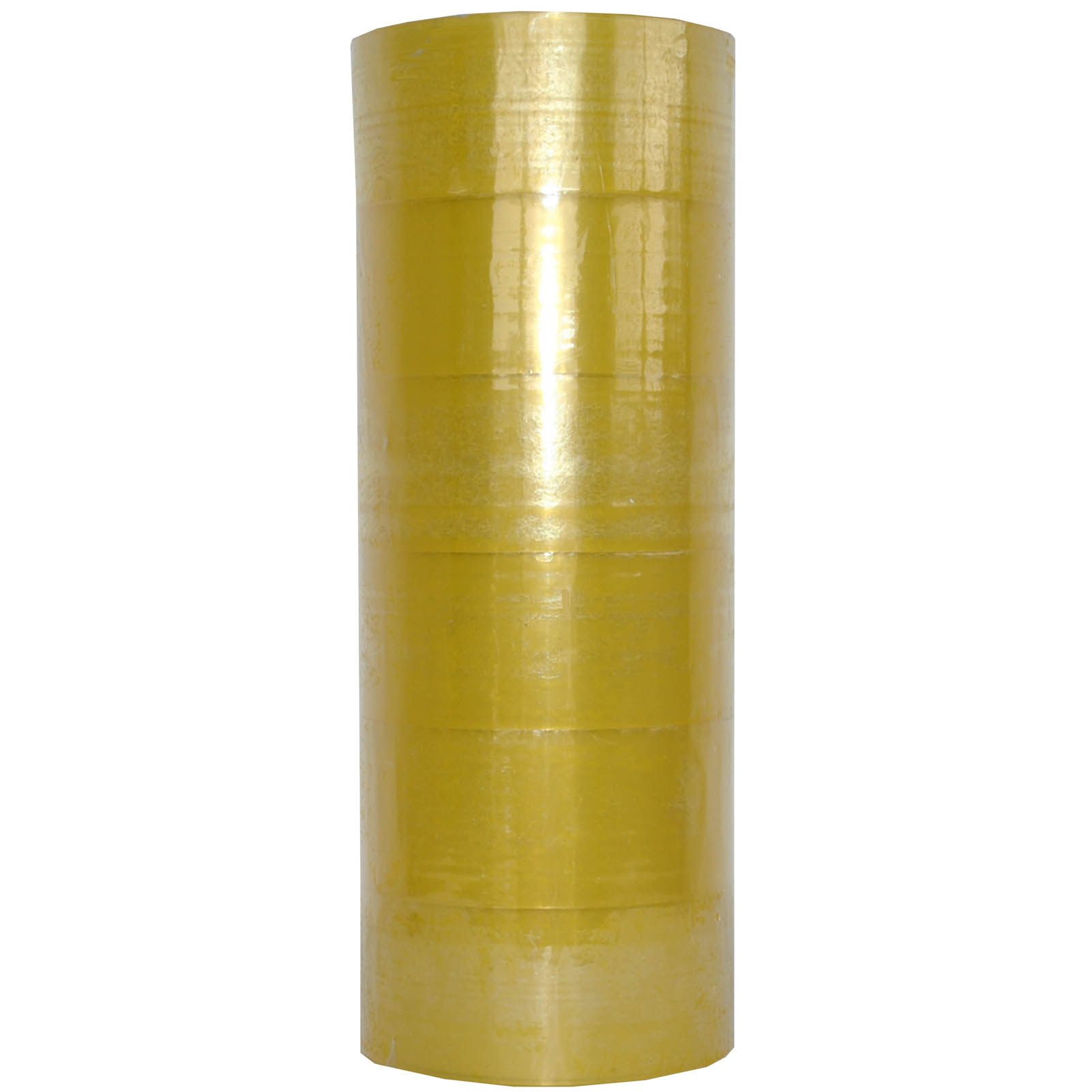 """Packing Tape, 4""""(90 mm) x 99 Yards, 6 Rolls, Transparent"""