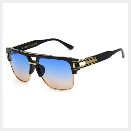 Multi-Color Lens Sunglasses